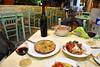 Restaurant, Chora, Andros (BuzzTrips) Tags: andros scenery greekisland greece