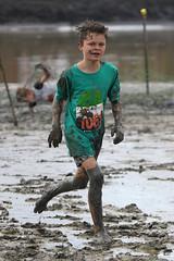 (Paul J's) Tags: event nakirunamuck urenui urenuibeach taranaki mudrun boy mud