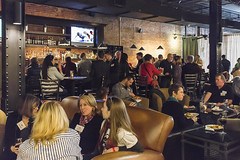 27523484888_5d850fb729_b (Jo Outdoors) Tags: party bar food social raffle