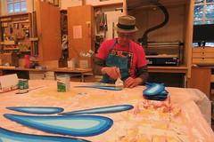 Creating the Art Float - Tam Makers - April 2018 - Photo - 106