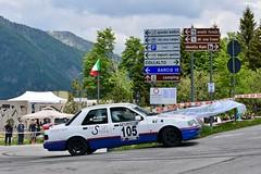 DSC_0601 (franckp64) Tags: historicrally rallypiancavallostorico fordsierra ford sierra 4x4 piancavallo rally