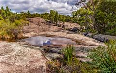 girraween national park (andrew.walker28) Tags: underground creek girraweennationalpark granite rock belt queensland australia landscape