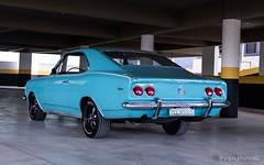 Opala, 1976, azul Hawai (Victor Márcio - SNPA.PHOTOS) Tags: opala 1976 chevrolet 250s weber azul hawai