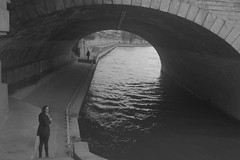 L1000676 (amansjeanphilippe) Tags: summaron 35f35 1956 paris seine pont pontneuf 35cm amansjeanphilippe