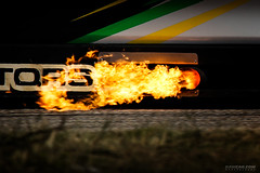 Fire Bayer (Rawcar.com Photography) Tags: bmw m2 race fire rawcar exhaust burning bayer racecar racing motorsport motorsports world fia gt grantourismo