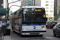 IMG_6785 (GojiMet86) Tags: mta nyc new york city bus buses 2016 x345 2642 x2 57th street lexington avenue