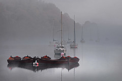 Rudyard (PentlandPirate of the North) Tags: yachts boats mist rudyardlake reservoir ~flickrinnes flickrinnes