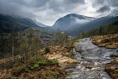 Breathe (Ornaim) Tags: mountain valley viglesdal viglesdalen norway norge rogaland ryfylke ardal cloud fog nature landscape nikon d850 afs 1635 lee filter gnd atmospheric