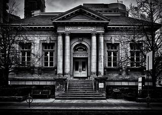 Yorkville Public Library Toronto Canada