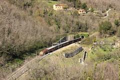 Storico in Porrettana (dcobologna) Tags: porrettana porretta corbezzi storico fondazionefs galleria frana e626 626 corbellini centoporte pistoia
