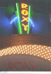 03 cruzin (Rocky's Postcards) Tags: the roxy cinema moviepalace wellington newzealand neon sign postcard cruzin
