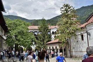Bachkovski monastery  Rodopi mountain _DSC0360