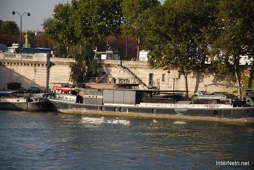 Париж Сена InterNetri  France 119