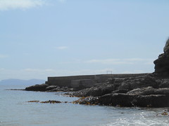DSCN1897 (frankhound05) Tags: pier low tide muckross kilcar donegal