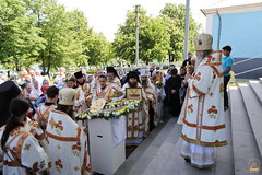 62. Вознесение Господне в Никольском 17.05.2018
