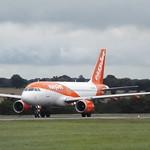 G-EZGF Airbus A319 EasyJet Airline Company Ltd thumbnail