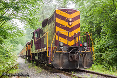 GSMR 1755 | EMD GP9 | Great Smoky Mountains Railroad (M.J. Scanlon) Tags: azer1755 arizonaeasternrailway brysoncity business canon capture cargo commerce digital emd eos engine freight gp9 gsmr gsmr1755 geep greatsmokymountainsrailroad haul horsepower image impression landscape locomotive logistics mjscanlon mjscanlonphotography merchandise mojo move mover moving nantahalanationalforest northcarolina outdoor outdoors passenger perspective photo photograph photographer photography picture rail railfan railfanning railroad railroader railway sjvr1755 sp sp3397 sanjoaquinvalleyrailroad scanlon southernpacific steelwheels super tourist track train trains transport transportation view wow ©mjscanlon ©mjscanlonphotography
