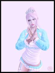 Snapshot_085 (2) (ReenaStark) Tags: sl secondlife avatar avatars cute fun pinkhair pinkhaired