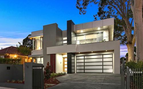 18 Arthur St, Strathfield NSW 2135