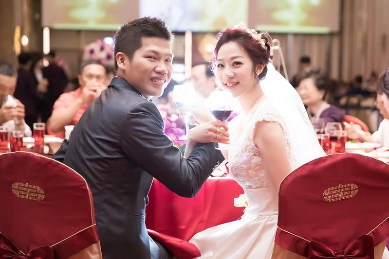 婚禮攝影 [ 智彬❤雯婷 ] 訂結之囍@台中葳格國際會議中心