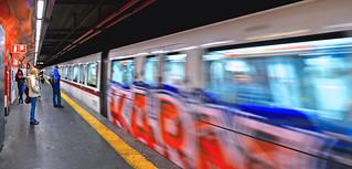 rome subway