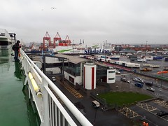 Stena Adventurer seen from Ulysses (andrewjohnorr) Tags: stenaadventurer stenaline ulysses irishferries ferries dublin