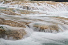 Agua de seda (Sergio_Pérez) Tags: aguaazul chiapas canoneosrebelt6 18–55mm eosrebelt6 1300d