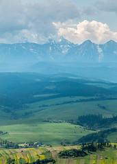 Tatra halls (zmonarski.m) Tags: tatra halls tatry hale tatrzańskie poland polska canon 70d clouds green view landscape