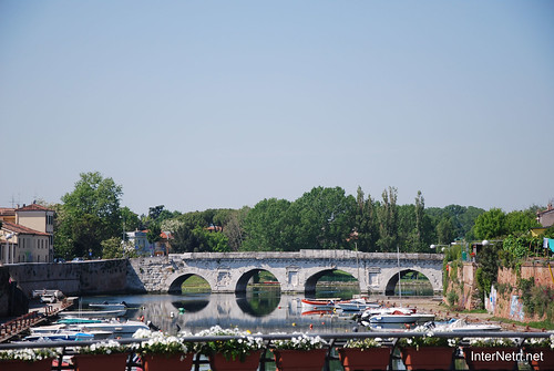 Ріміні Міст Тіберія InterNetri Італія 2011 170