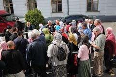14. Паломники из Сербии в Лавре 15.05.2018 г