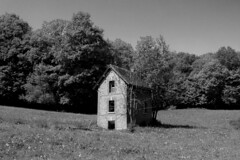 Lost House in the Field NB