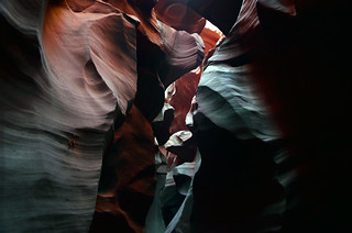 Antelope Canyon in Arizona: where the geo-physical laws culminate into spectacular artistries of nature- XXVII