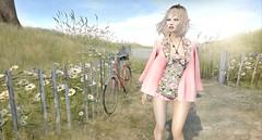 Sweet Summer (Duchess Flux) Tags: collabor88 enchantment limit8 uber belleepoque tram arte catwa shinystuffs empyreanforge anlar botanical thor secondlife sl