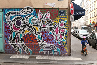 Rue Sainte-Marthe - Paris (France)