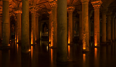 3.000 € (Ioannis Chrisakis) Tags: chrisakis city colors ceiling aqueduct water red roof reflection town travelers underground building museum turkey istanbul view old orange architectural architect architecture history light night marble