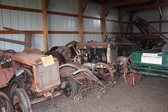 Newfane 066 (55) (swi66) Tags: dunkirk hit miss motors diesel cannons farm tractor john deere antique historical