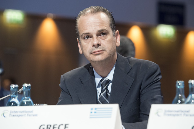 Athanasios Vourdas at the Closed Ministerial