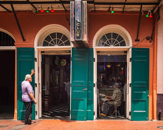 Daytime Jazz - New Orleans