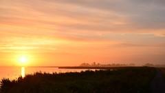 DSC_5796w (TomiFülesi) Tags: uitgeest uitgeestermeer sunrise zonsopgang morgen morning morningmist morninglory noordholland holland nederland meer lake