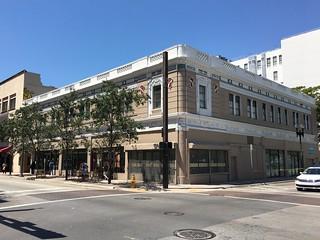 Hahn Building Downtown Miami 1921