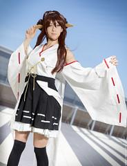 _MG_7889 (Mauro Petrolati) Tags: kongo kongou ijn imperial japanese navy kancolle kantai collection kanmusu romics 2018 cosplay cosplayer