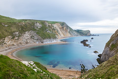Fossil Coast (matthewsimmons3) Tags: coast uk sea cliff water blur nd dorset blue