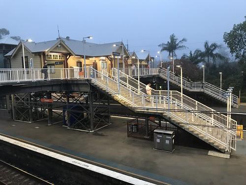 Gordon station