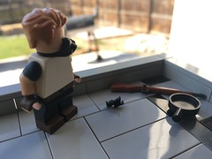 Blessed by pubjesus (DarkNinjaCustoms) Tags: pubg lego custom brickarms videogames tinytactical