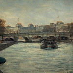 Bateau mouche sur la Seine thumbnail