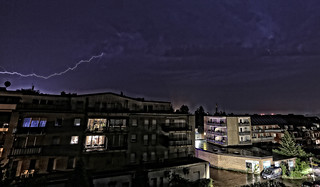 Thunderstorm over Geilenkirchen, 03