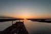 Arrival (langdon10) Tags: atsea canon70d gulfofmexico laurentiadesgagnes portarthurtexas ship shoreline sunset tanker texas nautical ocean sunlight