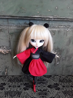 Harley Quinn wa loli outfit