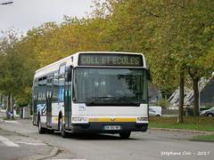 Renault Agora S - CTM (Gigabus72) Tags: autobus bus agora renault ctm lorient