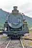Rio Grande Locomotive 493, Silverton (StevenM_61) Tags: railroad railway locomotive steamlocomotive silverton colorado denverriograndewestern